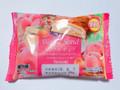 ヤマザキ ワッフルサンド 山形県産白桃のジャム&ホイップクリーム 袋1個