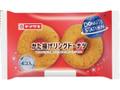 ヤマザキ ドーナツステーション かた揚げリングドーナツ 袋4個
