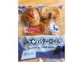 ヤマザキ レーズンバターロール 袋5個