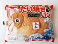 ヤマザキ たい焼き風パン カスタード 袋1個