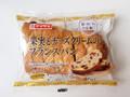 ヤマザキ 果実とチーズクリームのフランスパン 袋7枚