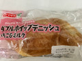 ローソンストア100 VL ダブルホイップデニッシュ いちご&ミルク 袋1個