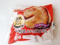 ヤマザキ 甘納豆入りつぶあんぱん 袋1個