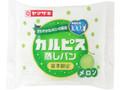 ヤマザキ カルピス蒸しパン メロン 袋1個