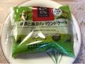 ヤマザキ 日々カフェ 抹茶と黒豆のパウンドケーキ 袋1個