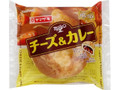 ヤマザキ チーズ&カレー 袋1個