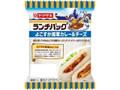 ヤマザキ ランチパック よこすか海軍カレー&チーズ 袋2個