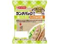 ヤマザキ ランチパック 塩糀入りチキンサラダとメンチカツ&みそだれ風味 袋2個