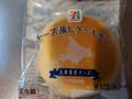 セブンプレミアム チーズ蒸しケーキサンド 袋1個