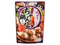 マルサン 旨鍋専科 ちゃんこ鍋スープ 袋750g
