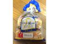 神戸屋 ウイーン風食卓パン クリーム 袋2個