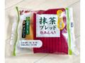 神戸屋 抹茶ブレッド 粒あん入り 袋1個