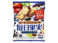 グリコ 毎日果実 プルーン&ブルーベリー 袋3枚×2