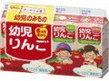グリコ 幼児りんご パック100ml×4