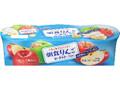 グリコ 朝食りんごヨーグルト カップ70g×3
