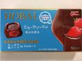 グリコ HOBAL さっぱり苺ソースinチョコレート 箱8粒