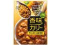 グリコ 香味カリー チキンカリーの素 中辛 箱56g