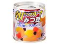 はごろも 朝からフルーツ みつ豆 缶190g