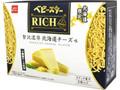 おやつカンパニー ベビースターRICH 贅沢濃厚北海道チーズ味 箱20g×6