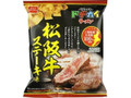 おやつカンパニー ベビースター ドデカイラーメン 松阪牛ステーキ味 袋66g