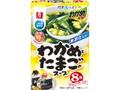 リケン わかめスープ わかめとたまごのスープ 箱4.9g×8