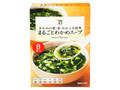 セブンプレミアム まるごとわかめスープ 箱6.2g×8