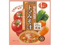 ハナマルキ トマみそ汁 ズッキーニ・にんじん 袋4食