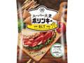 コイケヤ スーパーおおむぎポリンキー ベーコンレタストマトアジ 袋50g