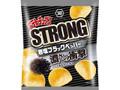 コイケヤ ポテトチップスSTRONG 岩塩ブラックペッパー 袋56g