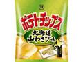 コイケヤ ポテトチップス 北海道山わさび味 袋50g