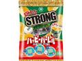 コイケヤ ハッピーバーレル ポテトチップスSTRONG サワークリームオニオン 袋110g