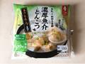 おかめ納豆 豆乳入りおぼろ豆腐 濃厚魚介とんこつ味 袋250g