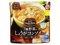明治 DailyRich 7種野菜のしょうがコンソメスープ 袋150g