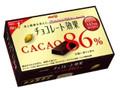 明治 チョコレート効果 カカオ86% 箱70g