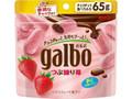 明治 ガルボ つぶ練り苺 袋68g