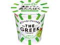 明治 THE GREEK YOGURT キウイ&りんごミックス カップ100g