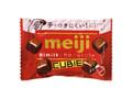 明治 ハイミルクチョコレートCUBIE 袋38g