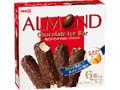 明治 アーモンドチョコレートアイスバー 箱47ml×6