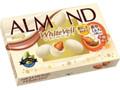 明治 アーモンドチョコレート ホワイトベール 箱59g
