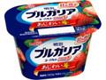 明治 ブルガリアヨーグルト 脂肪0 あじわい苺 カップ180g