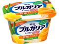 明治 ブルガリアヨーグルト 脂肪0 柑橘ミックス+ビタミンC カップ180g