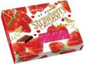 明治 ストロベリーチョコレートBOX バレンタインパッケージ 箱26枚