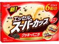 明治 エッセル スーパーカップミニ クッキーバニラ 箱90ml×6