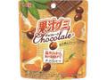 明治 果汁グミ チョコレート 温州みかん 袋34g