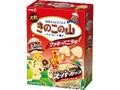 明治 大粒きのこの山 エッセルスーパーカップクッキーバニラ 箱46g