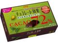 明治 チョコレート効果 カカオ72% 旨み抹茶&香ばし米パフ 箱49g