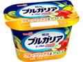 明治 ブルガリアヨーグルト 脂肪0 フルーツミックス&アロエ カップ180g