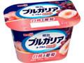 明治 ブルガリアヨーグルト 脂肪0 白桃&葡萄 カップ180g