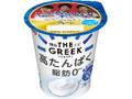 明治 THE GREEK YOGURT プレーン 東京2020応援パッケージ カップ100g