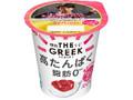 明治 THE GREEK YOGURT ストロベリー 東京2020応援パッケージ カップ100g
